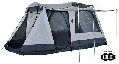 Oztrail Chalet 4V Dome Family Tent (Sleeps 6)