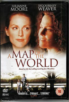 Map Of The World (DVD) NEW SEALED
