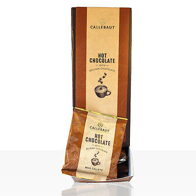 Callebaut Hot Chocolate Callets Milk 25 x 35g