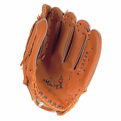 NEW Midwest Slugger Catches Mitt - Cheap Baseball Mitt- Base ball Fielders Glove
