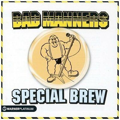 Bad Manners Special brew (compilation, 16 tracks, 1980-83/2005) [CD]