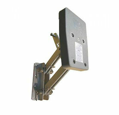 Aluminium outboard ajustable motor bracket 15hp to 36kg
