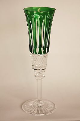 Champagne flute St. Louis Tommy French crystal glass