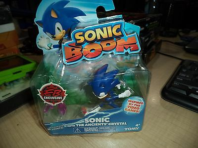 Sonic Boom With The Ancients' Crystal Figure Eb Exclusive!