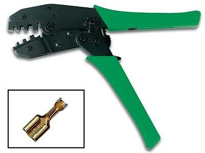 Velleman VTNCT RATCHET CRIMPING TOOL FOR NON-INSULATED TERMINALS