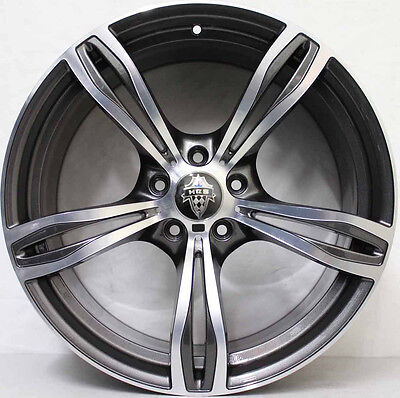 20 inch  AftermarketAlloy Wheels to suit BMW 3,5,6& 7 SERIES