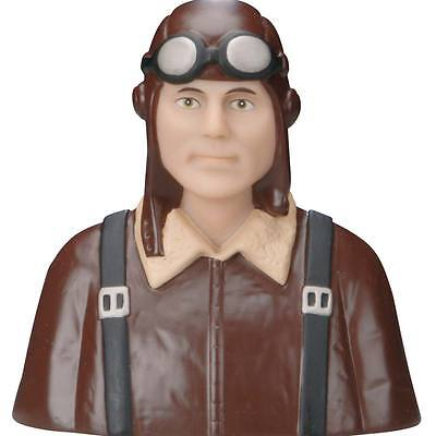 NEW Great Planes 1/5 WWI German Pilot Brown GPMQ9115