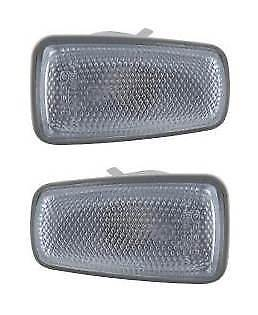 For Citroen Saxo 1996 - 2003 Clear Side Repeaters Indicators 1 Pair