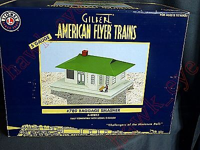 American Flyer Trains Baggage Smasher 6-49813 Lionel MIB