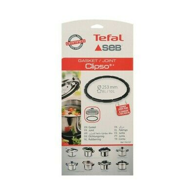 Ss794417 Tefal Pressure Cooker Gasket For 8/10L Clipso  Sa792237   In Heidelberg