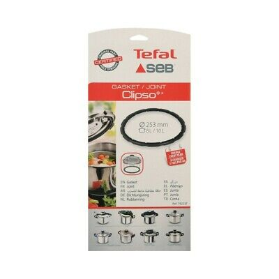 Tefal Pressure Cooker Gasket Ss794417 Ss792237 For 8/10L Clipso In Heidelberg