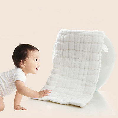 Soft 12 Layers Bamboo Fiber Insert Liners for Cloth Diaper Baby