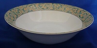 "A Bhs 'valencia' 10 5/8"" Round Fruit/salad/serving Bowl"