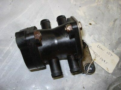 Evinrude Blow Off Valve 5001495 fits 200 - 250hp fuel injected outboards 2000 -