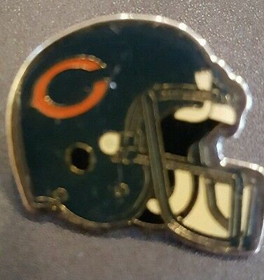Chicago Bears Team Crest Pin