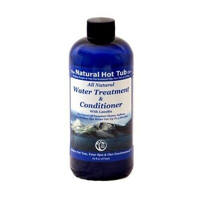 The Natural Hot Tub Company water treatment & conditioner spa treatment