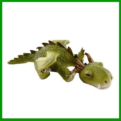Miniature Dollhouse  FAIRY GARDEN Dragon Sleeping Sleepy Dragon Figurine 4350
