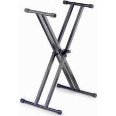 Berkeley Universal Double X Frame Keyboard Stand EXCLUSIVE to Rimmers Music