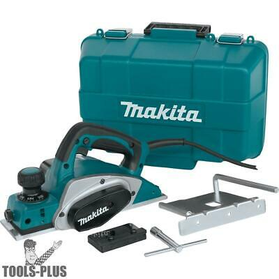 "Makita 3-1/4"" Portable Surface Planer KP0800K New"