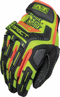 Mechanix Wear MPACT M-PACT CR5 Gloves LARGE (10)