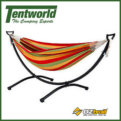 OZtrail Double Hammock and Stand