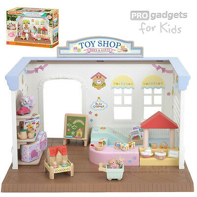 Genuine Sylvanian Families Toy Shop for age 3+