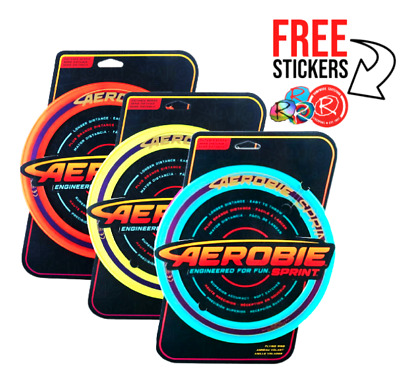 "AEROBIE 10"" Pro Flying Ring, Frisbee, Flying Disc"