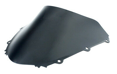 For Honda CBR 125 R 2011 Airblade Dark Smoked Double Bubble Screen