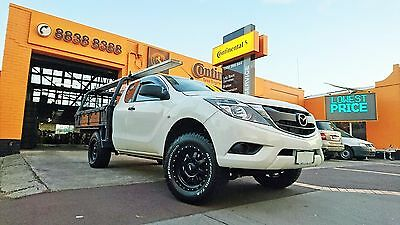 G.MAX Aktiv 17x8.5 Wheel + Nitto 265/65-17 Terra Grappler G2 Tyre Package