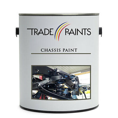 Industrial Chassis Paint - Anti Rust - Military Vehicle Nato Camo Vehicles