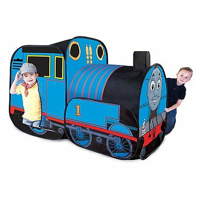 Thomas Train Tent Playhut Play Kids Portable Playhouse Outdoor Indoor Toddler