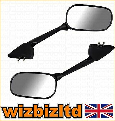 Pair of Motorcycle Mirrors for Yamaha XJ6 Diversion 2010-12 MRY022(LR)