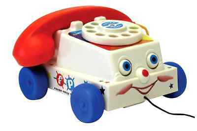 Fisher Price Classic Chatter Phone Kids Toy Game