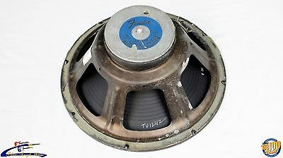 "1972 Fender Musical Instruments CTS 12"" Special Design Speaker, Re-Coned #25401"