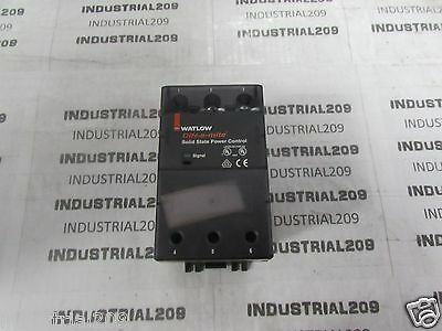 USED Watlow DC10-12P0-00AJ DIN-a-mite Solid State Power Control