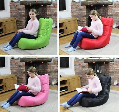 Bean Bag Gamer Beanbag Indoor Outdoor Gaming Garden Recliner Cushion Kids Chair