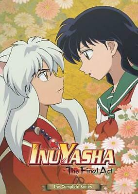 Inu Yasha: The Final Act - The Complete Series New Region 1 Dvd