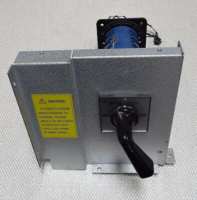 Kraus Naimer CAD11 / C42 65 Amp 600VAC 4-Position Rotary Switch