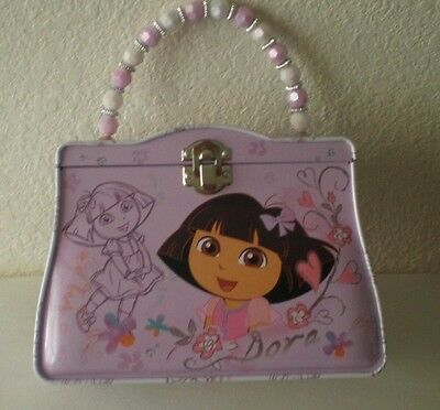 Dora the Explorer Classic Purse with Beaded Handle by The Tin Box Company #3