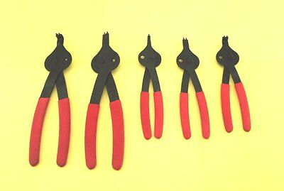 Snap Ring Pliers 5Pc