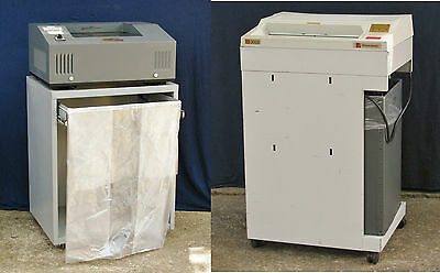 Shredders,Industrial,Lot of 2: 1 Excellent, 1 As Is, Local P/U 22026