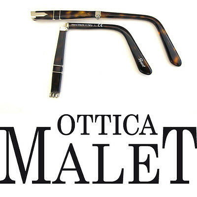 Aste Ricambio Persol 714 108 Caffe Side Arms Temples Marrone