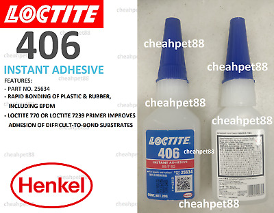 Glues, Epoxies & Cements Cheap Price Loctite 88314 Tak Pak Kit Adhesives, Sealants & Tapes 382 X 20g And 7455 X 25ml
