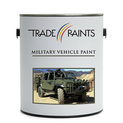 Army Military Vehicle Camouflage NATO Paint - All Colours & Can Sizes Available
