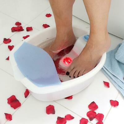 Vibrating Wet Foot Spa Massager Pedicure Footspa Massage