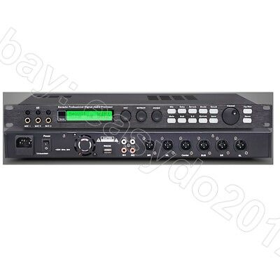 Pro LED Digital Effects Processor Sound Controller Equipment Effector