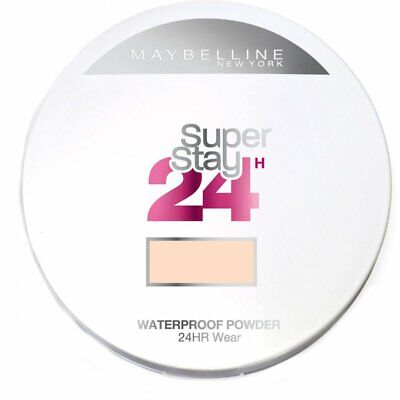 Maybelline Super Stay 24 Hour Powder - Choose Your Shade