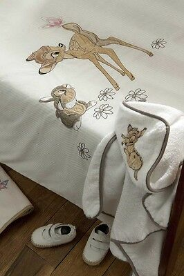 Disney Bambi Cuddle Towel (Bath) Robe NEW Ideal Gift    17305