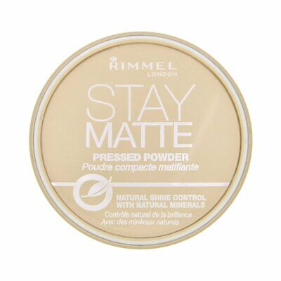 Rimmel Stay Matte Pressed Powder - Choose Your Shade