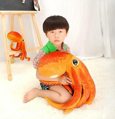 """50cm/20"""" Paul the Octopus Plush Stuffed Animal Doll Toy Novel Gift Octopus toy"""